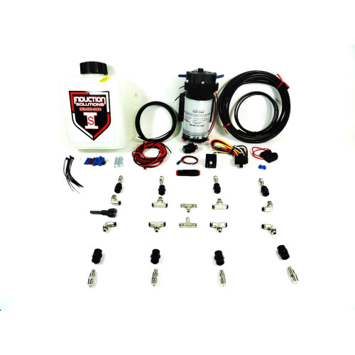 Induction Solutions 19271 Mist A Fire Direct Port Water Injection Plumb Kit