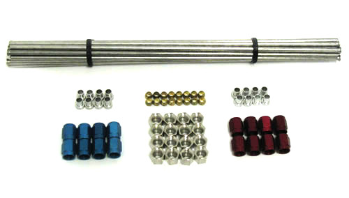 Induction Solutions 19824 Direct Port Re-Plumb Kit Complete
