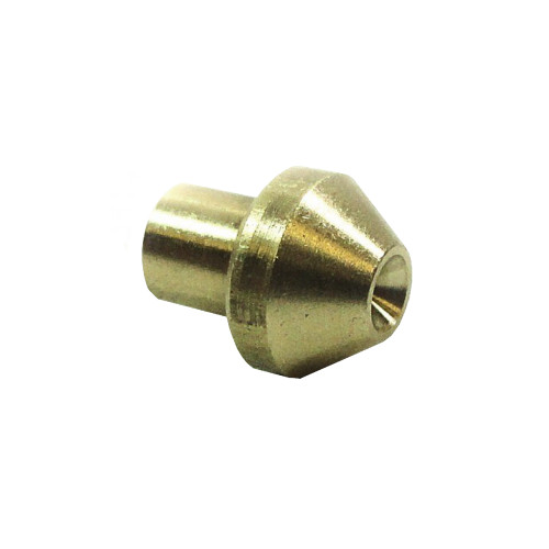 Induction Solutions Wide Body Brass Jet