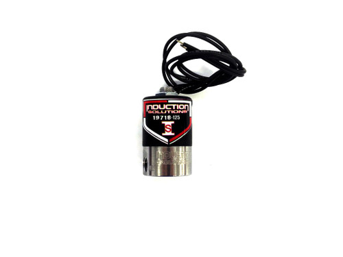 Induction Solutions 19718-125 SuperMax Bottom Exit Solenoid (.125)