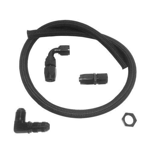 Induction Solutions 19895 Racer Safety Blow Down Kit 90?ø/90?ø
