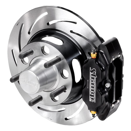 "Strange Engineering B4144WC Pro Series Front Brake Kit for Ford Applications, 4-3/4"" BC"