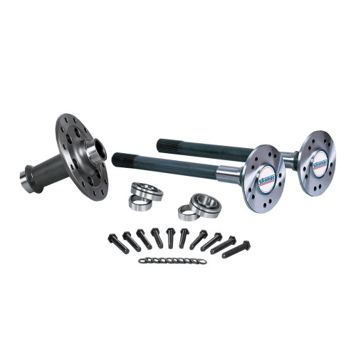 "Strange Engineering P2007 Pro Race Axle & Spool Package, Bearings, & 1/2"" Stud Kit"