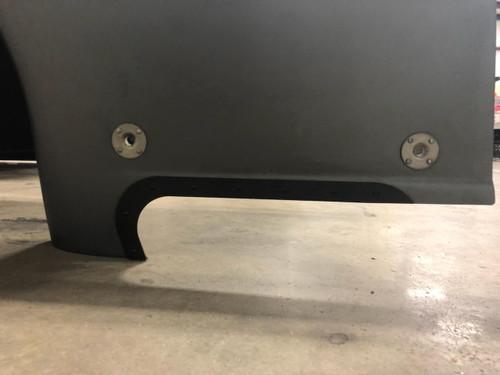 Zoomie Header Aluminum Body Exhaust Ring - Installed