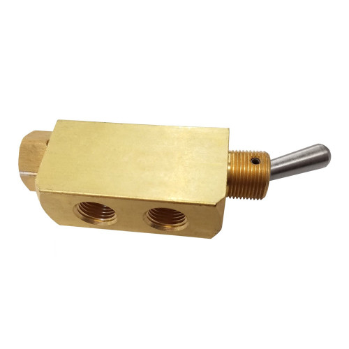 Stroud Safety MJTV-3 Toggle Valve