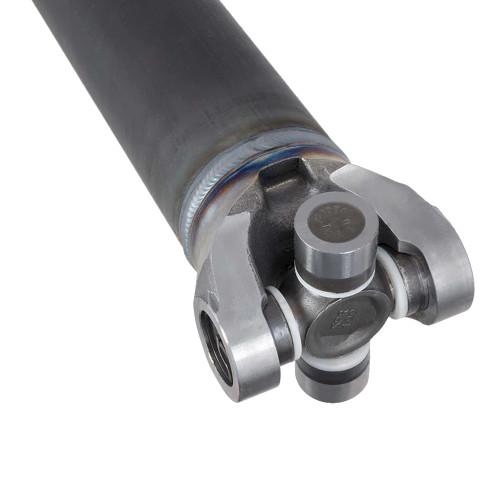 """Strange Engineering U1704 3-1/2"""" Seamless 4130 Driveshaft with Strange Forged 1350 Weld Ends & Spicer U-Joints"""