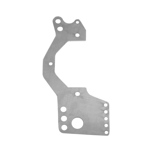 Strange Engineering H1150PH4 Aluminum Dragster Housing Mounting Plate - 4-Link