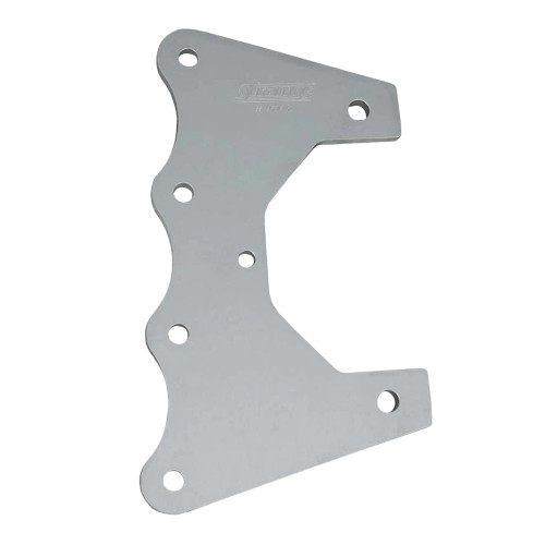 Strange Engineering H1150PS Aluminum Dragster Housing Mounting Plate - Finished