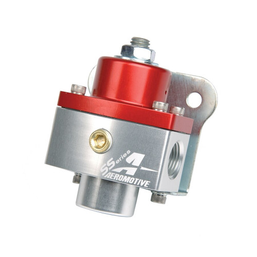 "Aeromotive 13205 SS-Series Carburetor Regulator - 3/8"" NPT"