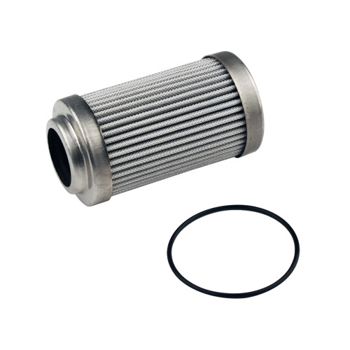 "Aeromotive 12650 Replacement Element, 10-m Micoglass Element, Fits All 2"" OD Filter Housings"