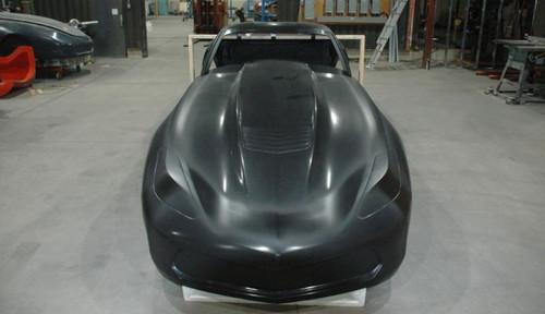 Cynergy C7 Z06 Corvette Body, Ultra Light Carbon Fiber