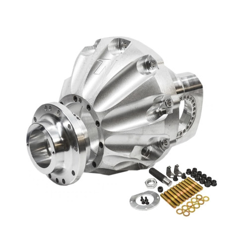 "Nitro Gear NPDOF9-BILLET-40 Ford 9"", 3.812"", HD Nitro Billet Aluminum 3rd Member Drop-Out Housing & Pinion Support"
