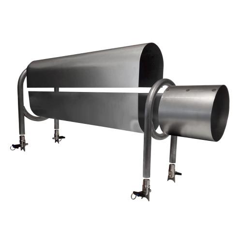 "Quarter-Max 207100-1 Pro Mod Driveshaft Tunnel Kit, 30"""