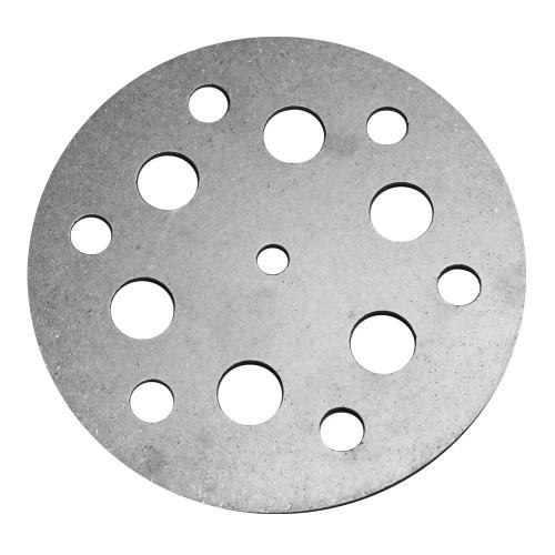 Quarter-Max Lightweight Chute Ram Plate
