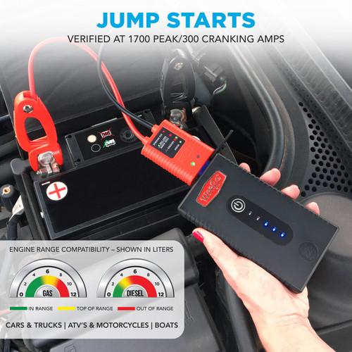 Weego Jump Starter 22s