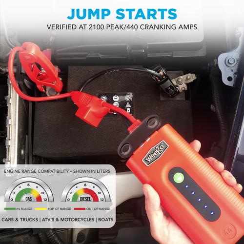 Weego Jump Starter 44.1