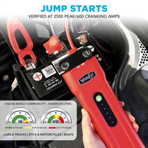 Weego Jump Starter 66.2