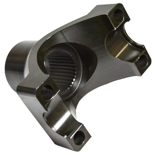 "Nitro Gear YOKF9-1480-35B Ford 9"", 1480, 35 Spline, Nitro 4130 Billet Yoke"