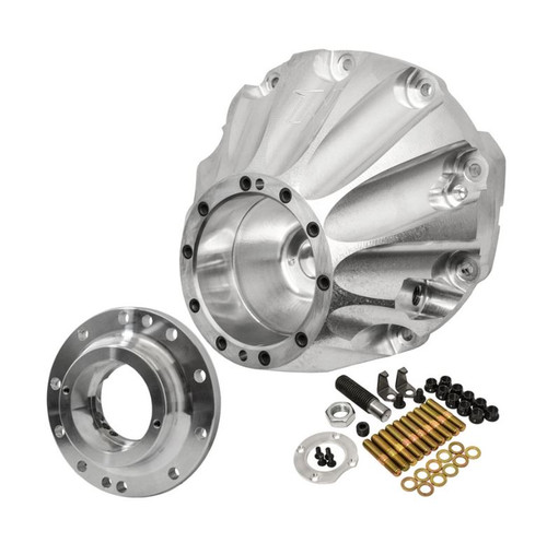 "Nitro Gear NPDOF9-BILLET-28 Ford 9"", 3.25"", HD Nitro Billet Aluminum 3rd Member Drop-Out Housing & Pinion Support"