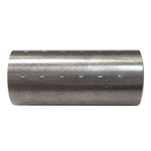 """.332"""" ID x .500"""" OD x 1.125"""" W Threaded Bushing, Battery Tray, 4130"""