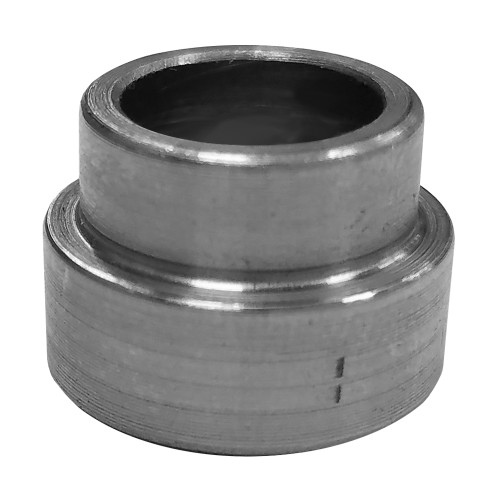 ".375"" ID x .500"" OD x .246"" W Step Bushing, 4130"