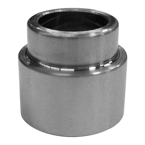 ".375"" ID x .500"" OD x .373"" W Step Bushing, 4130"