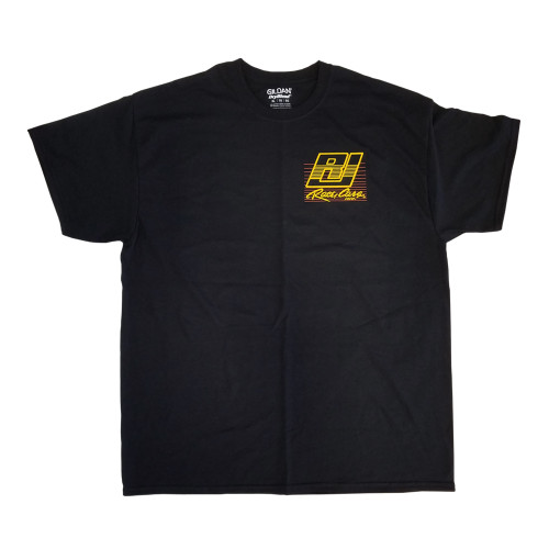 Official RJ Race Cars T-Shirt - Front