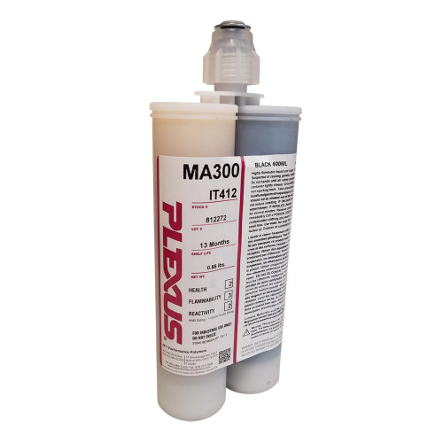 Plexus MA300 Twin Cartridge, Black