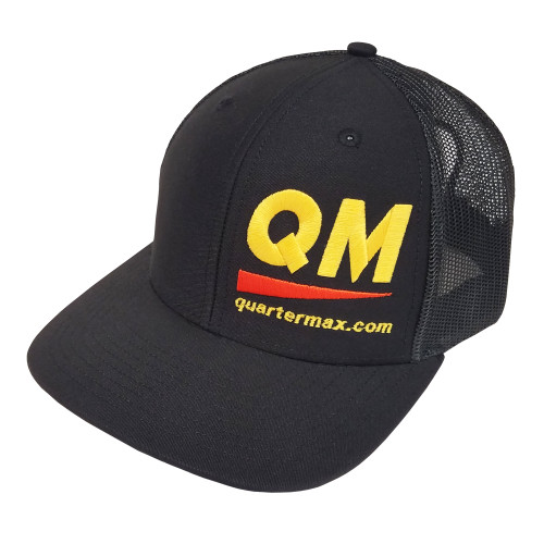 Official Quarter-Max Snapback Hat