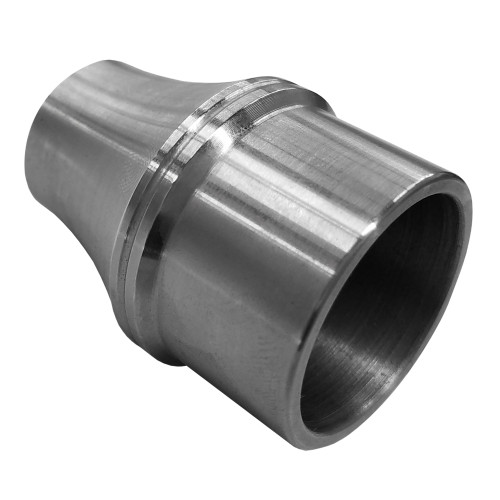 "5/8""-18 LH x 1-1/2"" .065"" Tube Adapter, Long Style"