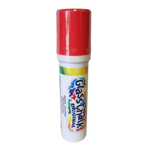 Glass/Wheelie Bar Chalk, Red