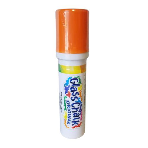 Glass/Wheelie Bar Chalk, Orange