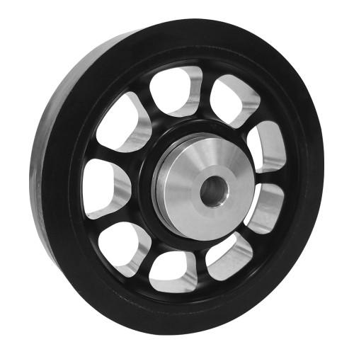"""RJ-219707-9 Pro Billet Wheelie Bar Wheel, 1-5/8"""" Hub Width"""