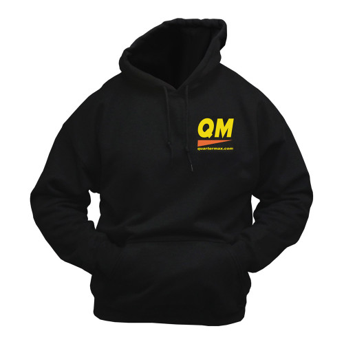 Official Quarter-Max Hooded Sweatshirt - Front