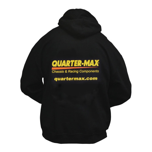 Official Quarter-Max Hooded Sweatshirt - Back
