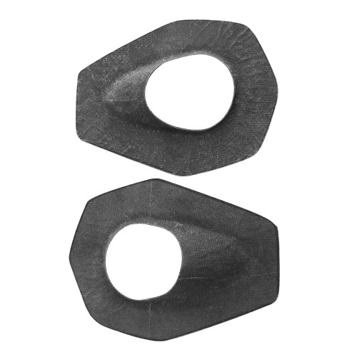 "Carbon Fiber NACA Ducts, 2"" I.D."