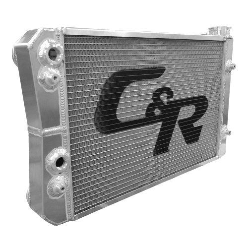 "22"" x 13"" 42 mm Single Row Radiator"