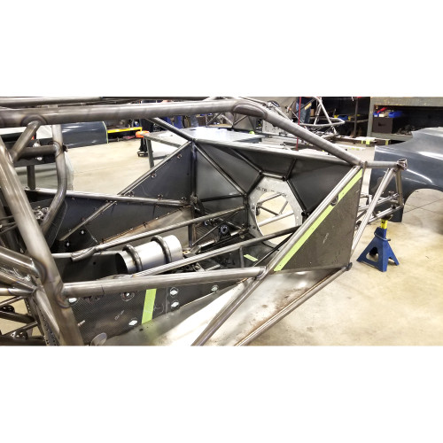 2014-2020 Camaro T/S - Pro Mod double Rail Chassis