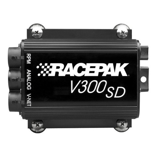 Racepak V300SD Data Logger Dragster Kit, Easy Access