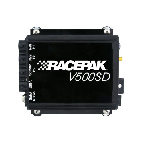 Racepak V500SD Data Logger Dragster Kit, Easy Access