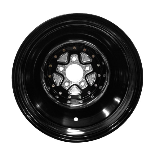 """AlumaStar Pro Liner, 16"""" x 16"""", 5"""" x 5.5"""", 5"""" BS, Black Center, Black Shell"""