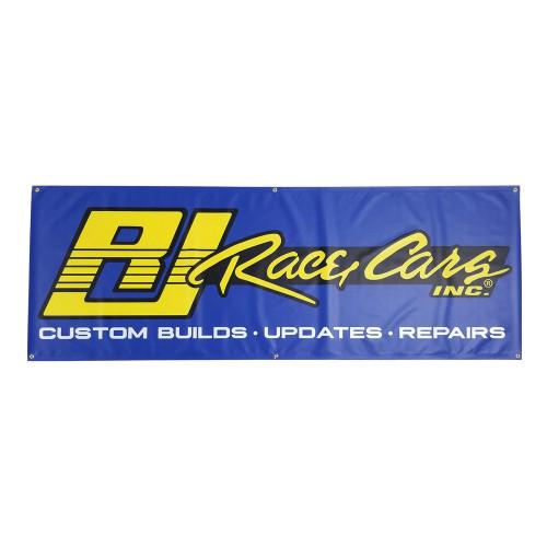 RJ Race Cars Banner