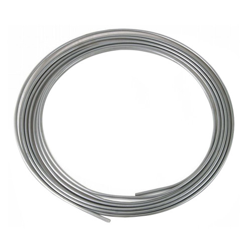 "3/16"" OD Stainless Steel Hardline, 20 ft"
