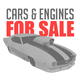 Cars & Engines For Sale