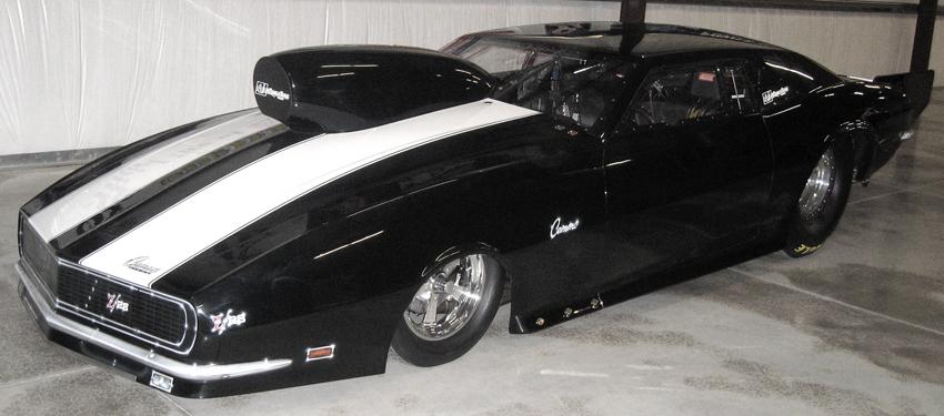 Bob Vorderer 1968 Chevy Camaro Pro Mod