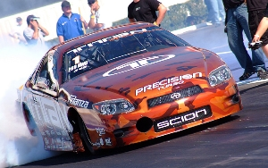 Brad Personett 2005 NHRA Sport Compact Series Pro RWD World Champion