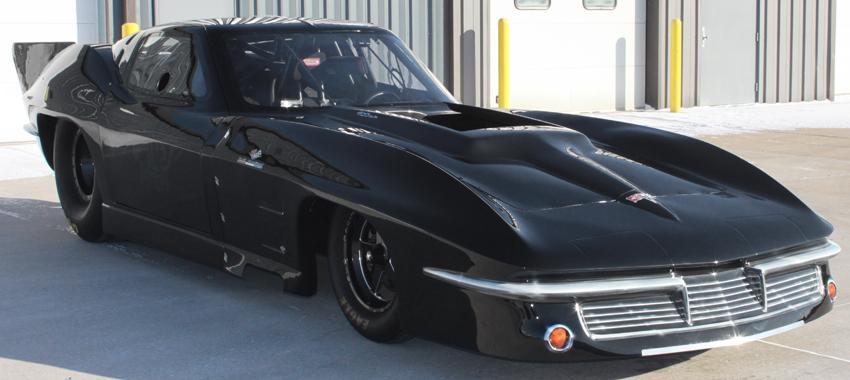 Gene Hector 1963 Corvette Pro Mod