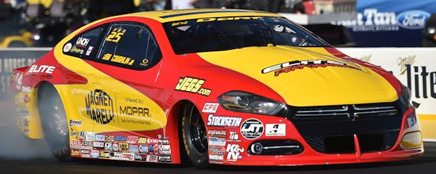 Jeg Coughlin Jr. 2016 Dodge Dart NHRA Pro Stock
