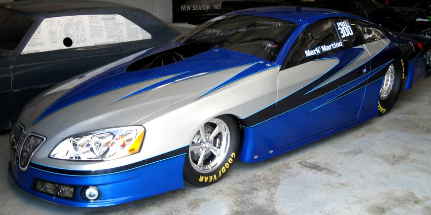 Mark Martino 2010 Pontiac GXP Pro Stock