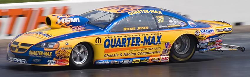 Rickie Jones 2008 Dodge Stratus NHRA Pro Stock